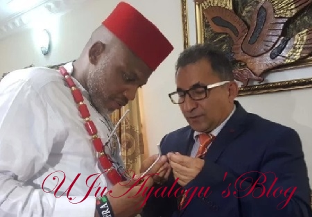 BIAFRA: Turkish Govt. Denies Support For Kanu, IPOB; Disowns 'Diplomat', Abdülkadir Erkahraman