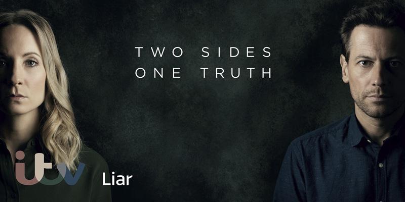 Poster promocional de Liar