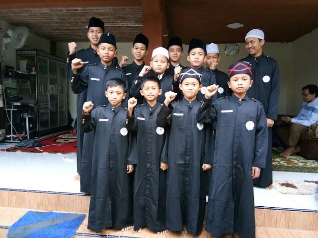 Santri Baru 2018 Pondok Tahfidz Qur'an Darul Hidayah Lampung
