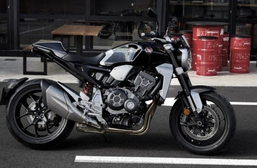 Honda CB1000R 2018: Masterful Counterpoise!