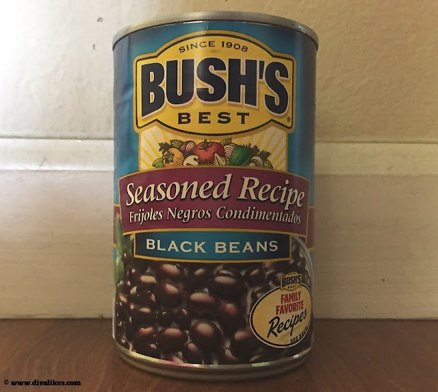 Bush's Beans Seasoned Recipe Black Beans