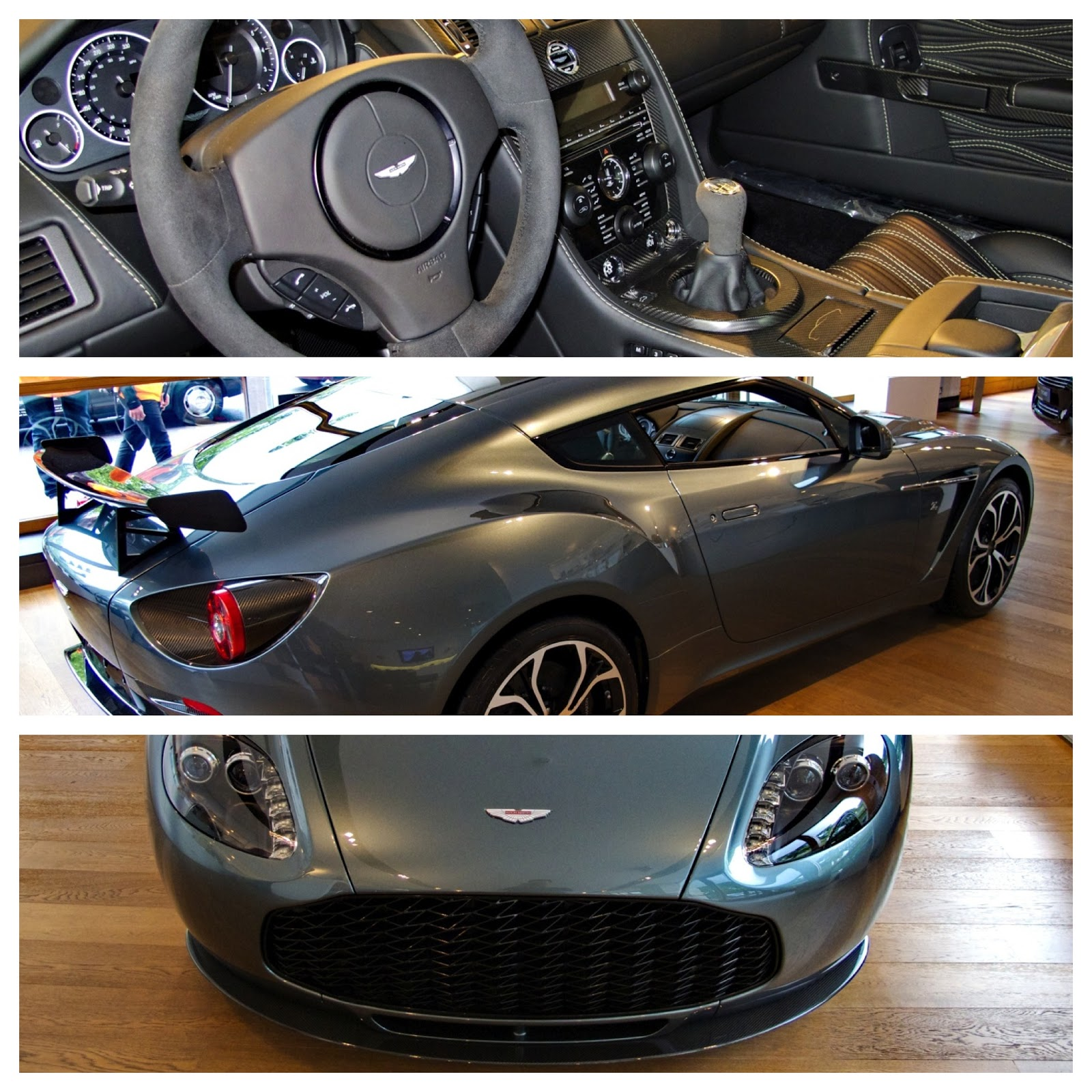Aston Martin V12 Zagato From London - Cars & Life