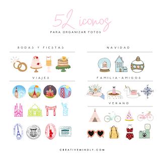 iconos bonitos gratis descargar