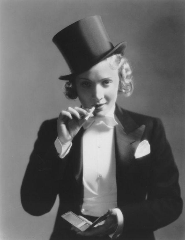 Marlene Dietrich Publicity Photos By Eugene R Richee For border=