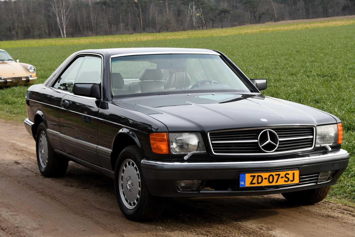 1991 Mercedes Benz 500 Sec Coupe W126 Stuurman Clic And Special Cars