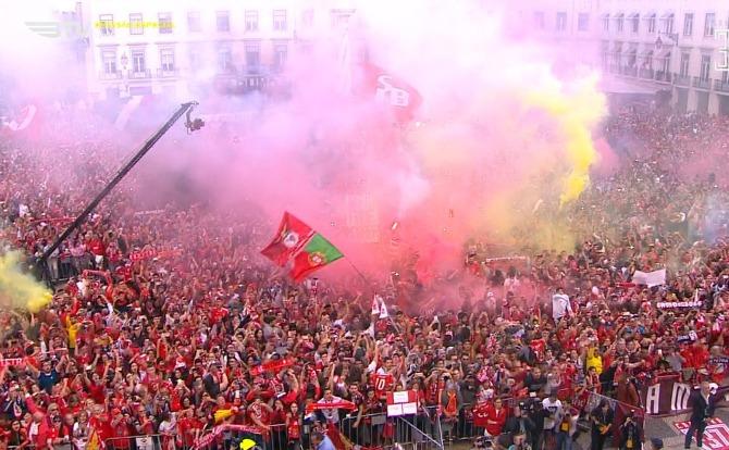 Blogue Benfica Campeão Nacional de Futebol 2018/19