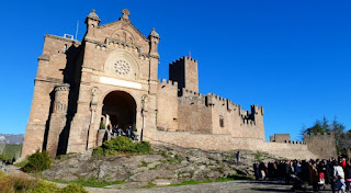 Navarra, Castillo de Javier.