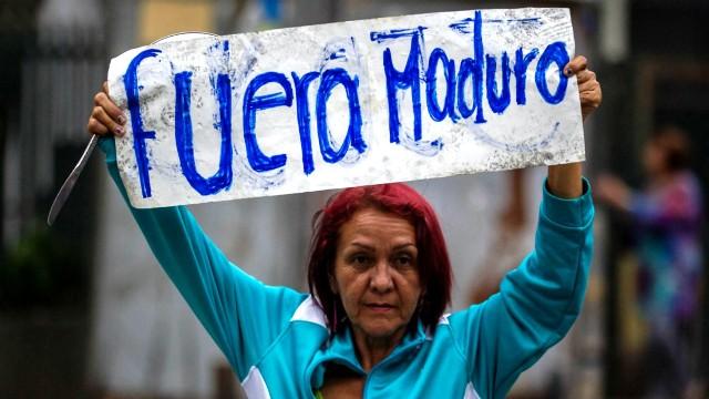 84,4% de los venezolanos cree que fracasó el modelo económico de Maduro