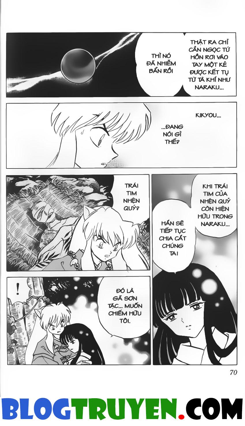 Inuyasha vol 18.4 trang 13
