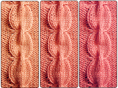Cable Knitting Stitches