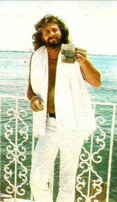 Barry Gibb 50s