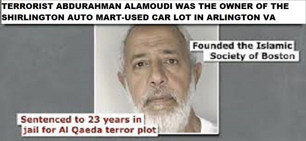 Image result for THE STOLEN CARS OF AL-QAEDA FINANCING TERRORISM pi bill warner
