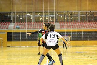 El Zuazo llega a la final de la Copa Euskadi de balonmano femenino