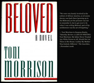 slavery and dom in tomi morrison s beloved a marxist critics  slavery and dom in tomi morrison s beloved a marxist critics