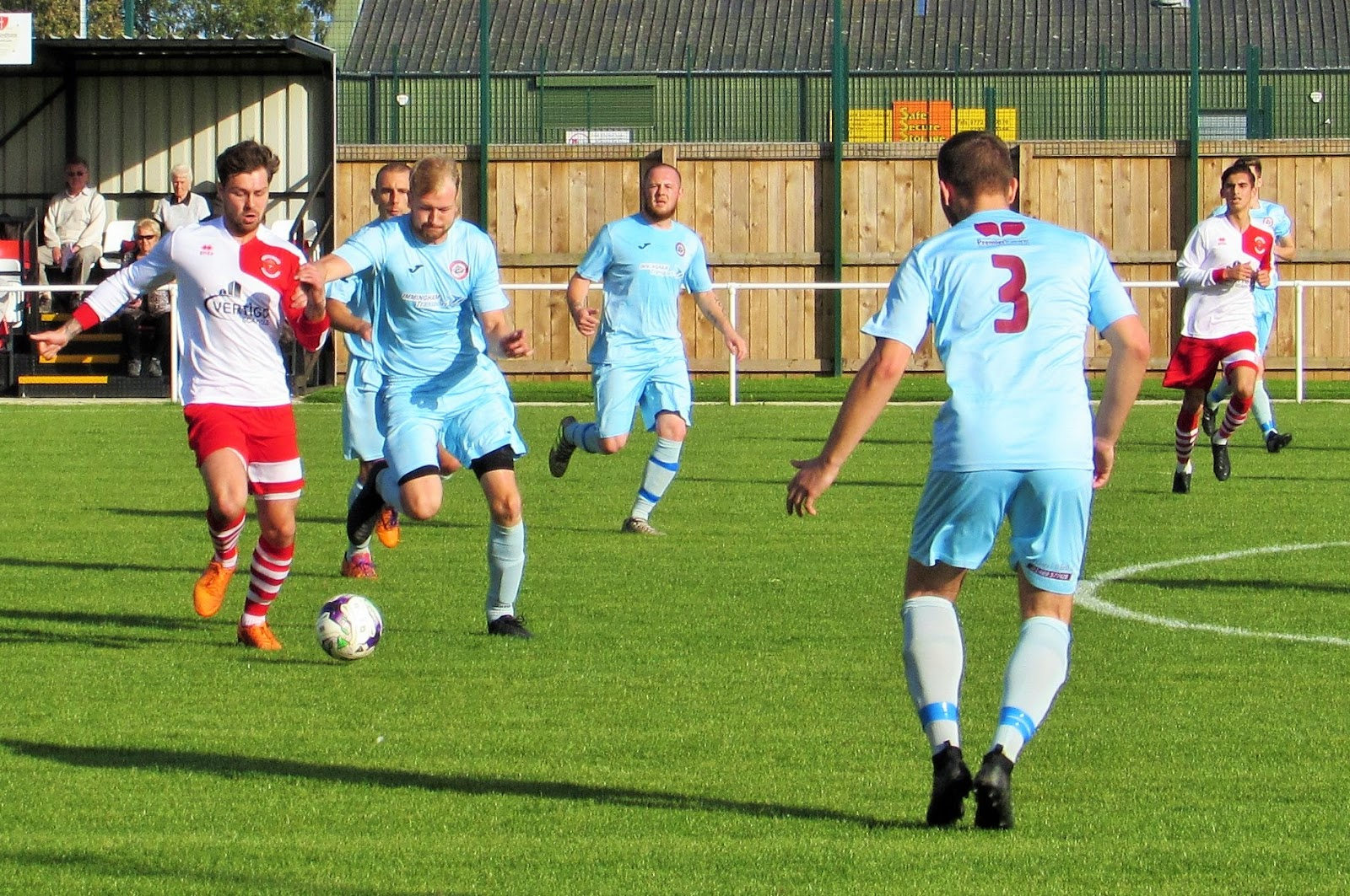 Rasen Jansen The66pow Skegness Town 2 V Immingham Town 1 Lincs League