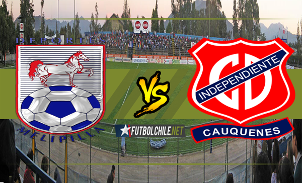 Deportes Melipilla vs Independiente de Cauquenes