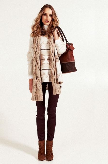 adeae0c698c Woman And Beauty: Lookbook Stradivarius Νοέμβριος 2011