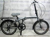 20 Inch Pacific PIP2980 Folding Bike