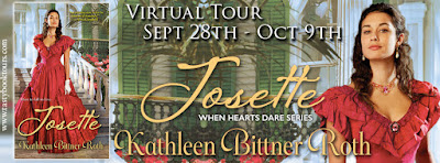 Blog Tour Feature: Josette