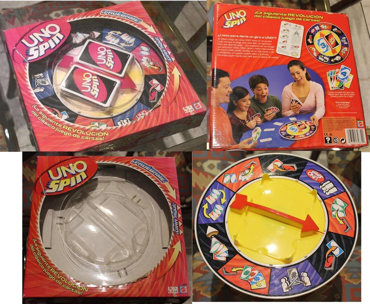 Barajas Y Naipes Uno Spin