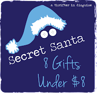 http://thrifterindisguise.blogspot.com/2013/12/secret-santa-saturday-8-gifts-under-8.html