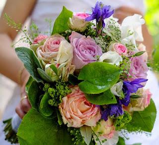 Bouquet aperto (nosegay) - Castello dei Solaro