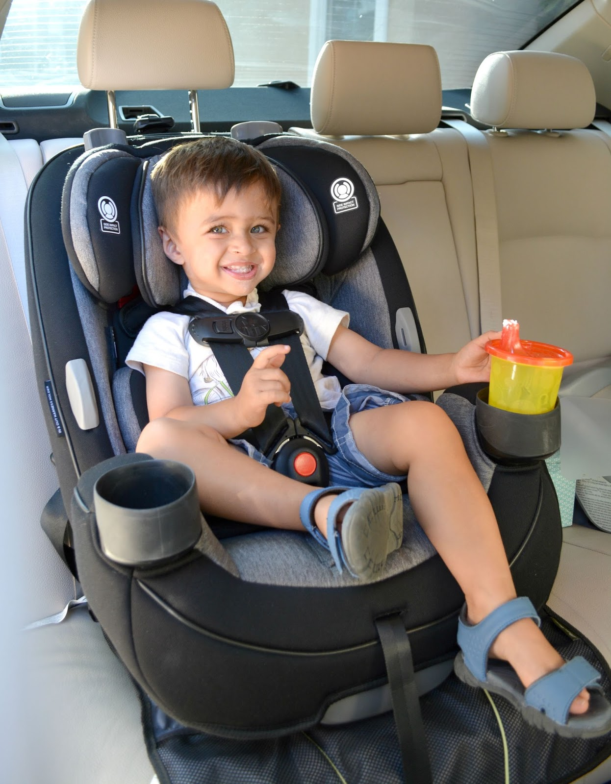 Being Mvp Safe Travel With Safety First Grow And Go 3 In 1 Convertible Car Seat Safety1st