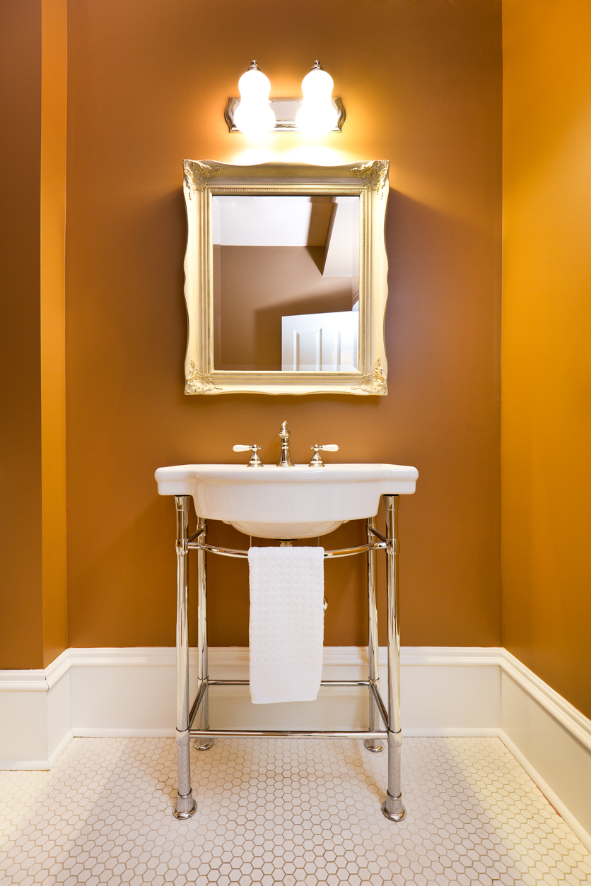 Bathroom Vanity Lighting Guide : Bathroom Vanities blog: A Simple Guide to Layered Bathroom Lighting