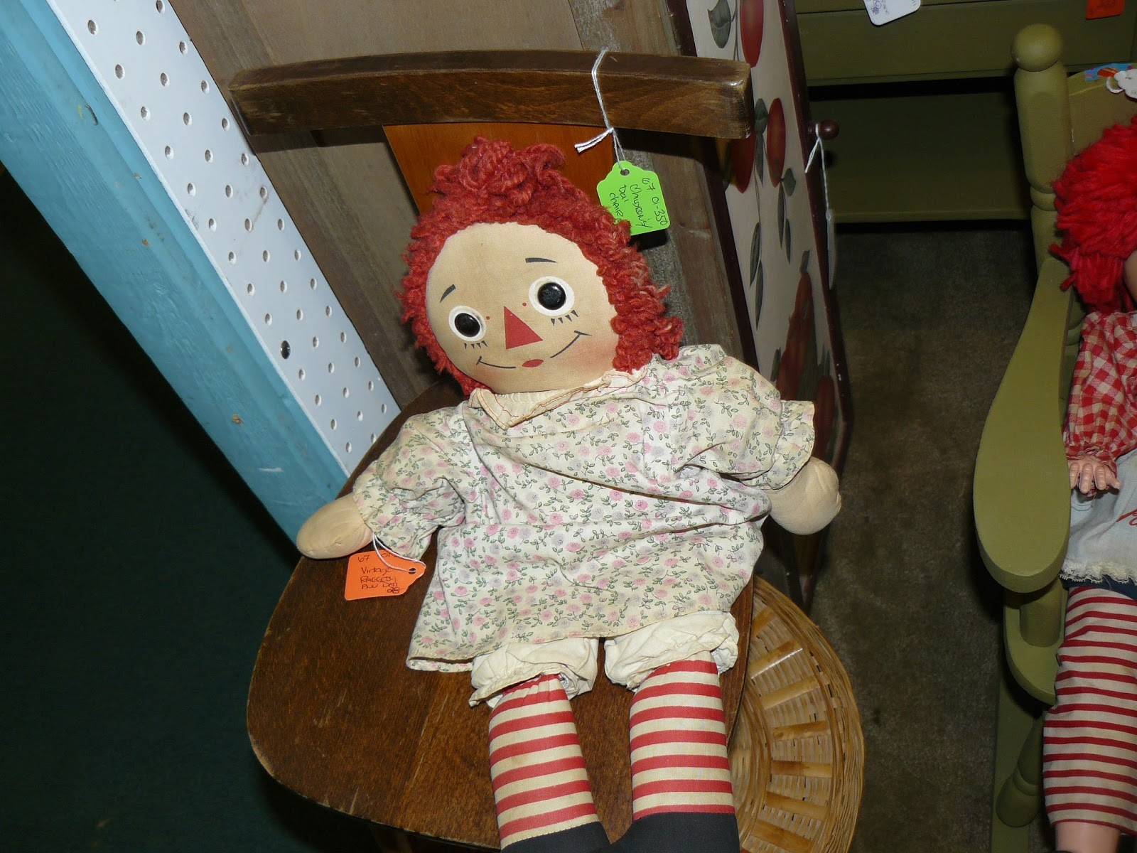 SCRANBERRY COOP : Vintage Raggedy Ann Dolls Toys at ...
