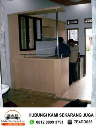 kitchen set cimanggu bogor, pembuatan kitchen set cimanggu bogor