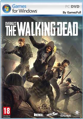 Descargar  OVERKILLs The Walking Dead Deluxe Edition pc español por mega y google drive /