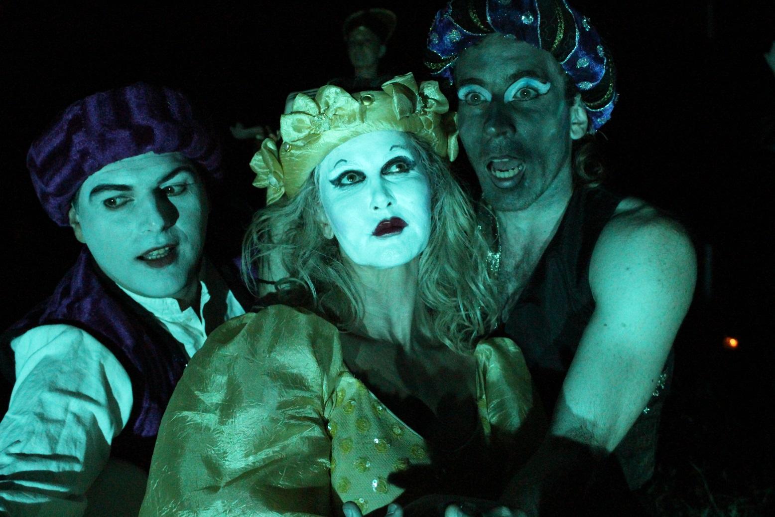 """""""Η συνάντηση του Πάνα με τον Ορφέα"""" στο 46ο Φεστιβάλ Ολύμπου"""