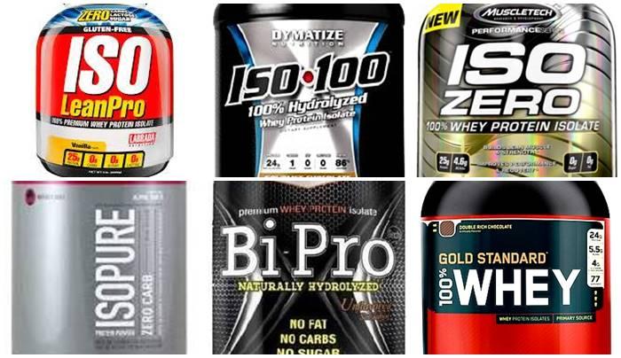 Las mejores y más populares proteínas zero carbs para incrementar la masa muscular en hombres y mujeres