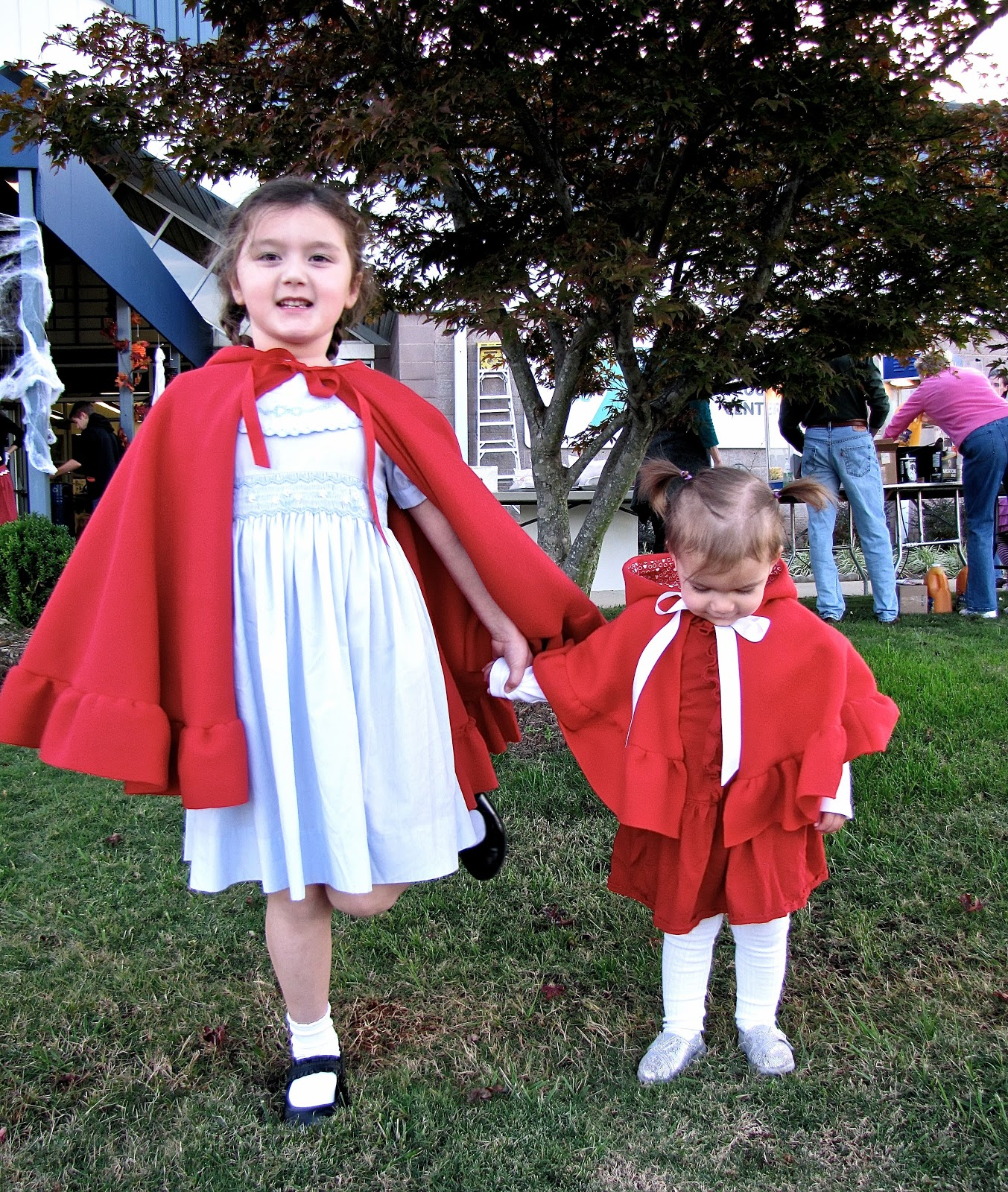 Little Red Riding Hood Costume Tutorial Leann Michelle Design Co
