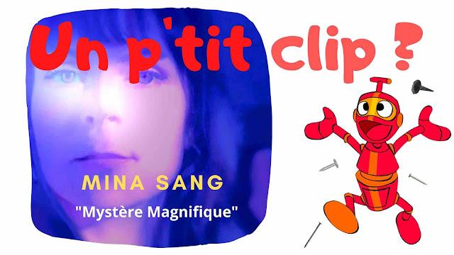 """Mina Sang propose son nouveau single """"Mystère Magnifique"""""""