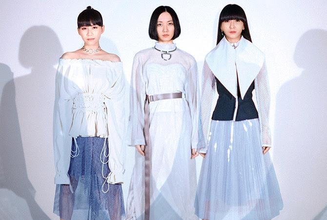 Perfume x NTT DoCoMo: Future experiment | Random J Pop