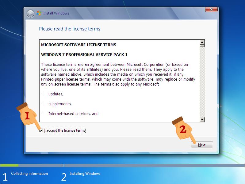 Cara Menginstal Windows 7 Menggunakan Flashdisk