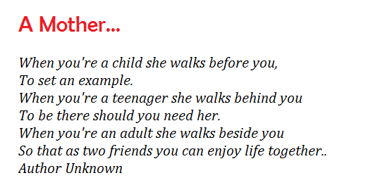 poems for your daughter