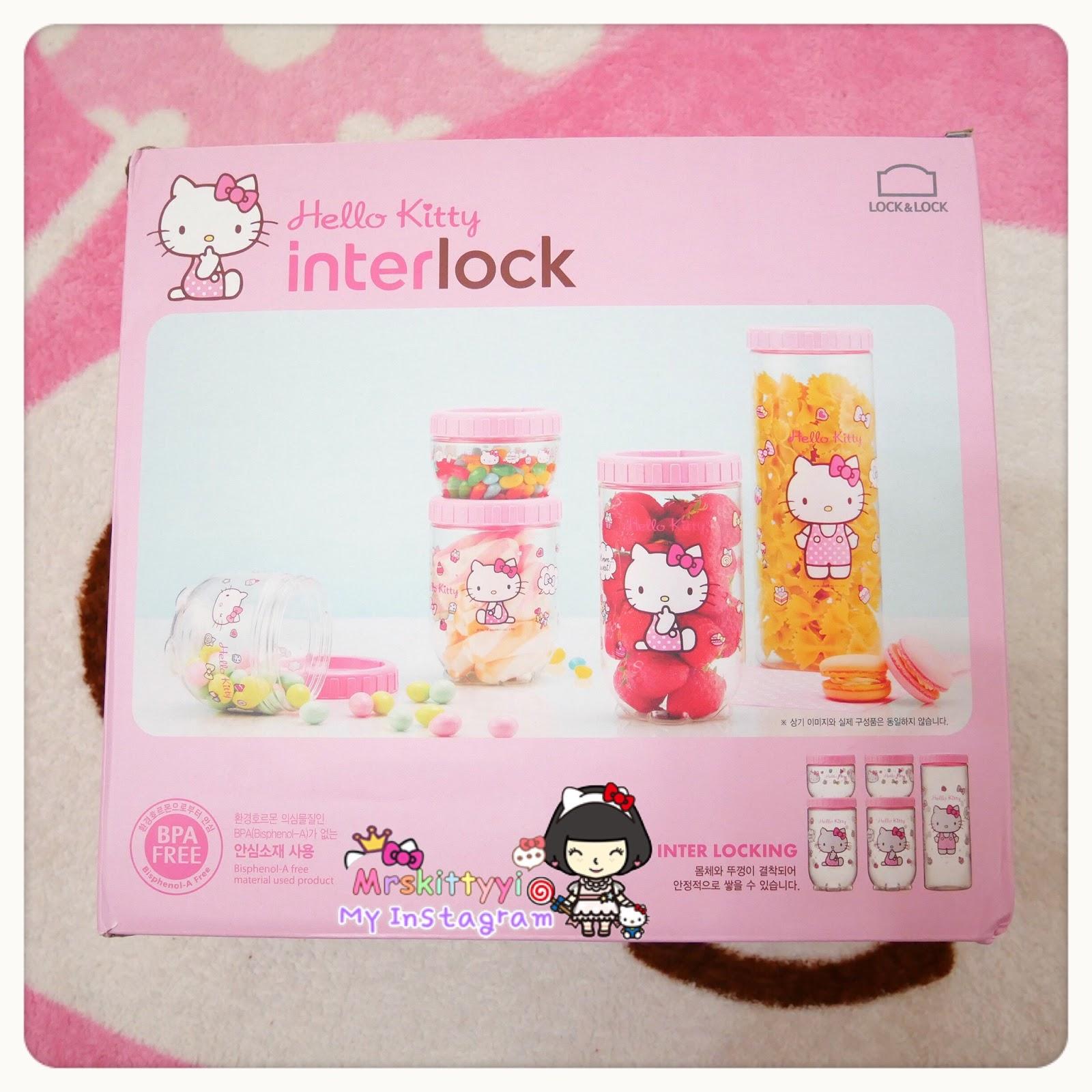 Mrskitty Yi ♥: Hello Kitty Cute Kitchen Stuff