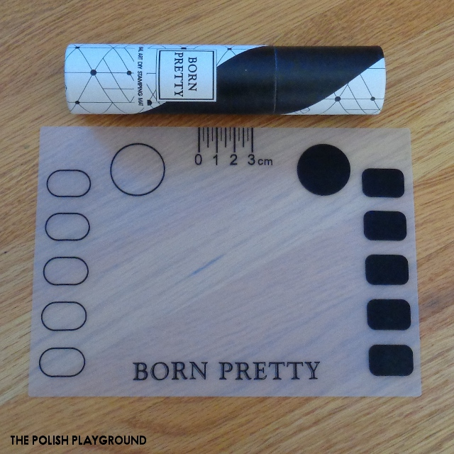 Born Pretty Silicone Stamping Mat Review