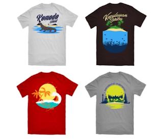 Tips Desain Kaos Distro yang Laku Dipasaran