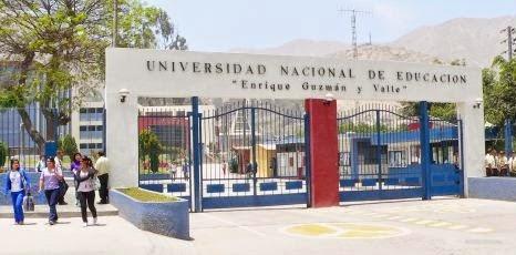 Universidad Nacional de Educación Enrique Guzman y Valle - UNE