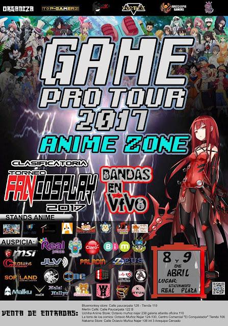 Game Pro Tour Arequipa