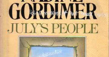 julys people by nadine gordimer essay