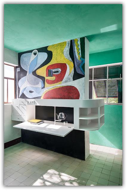 E.1027 - Disegni Le Corbusier