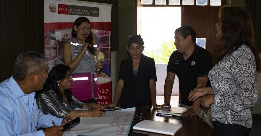 Qali Warma capacita a directores y especialistas de las UGEL para fortalecer el servicio alimentario escolar - www.qaliwarma.gob.pe