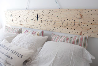 Respaldo de cama DIY. Paso a paso.