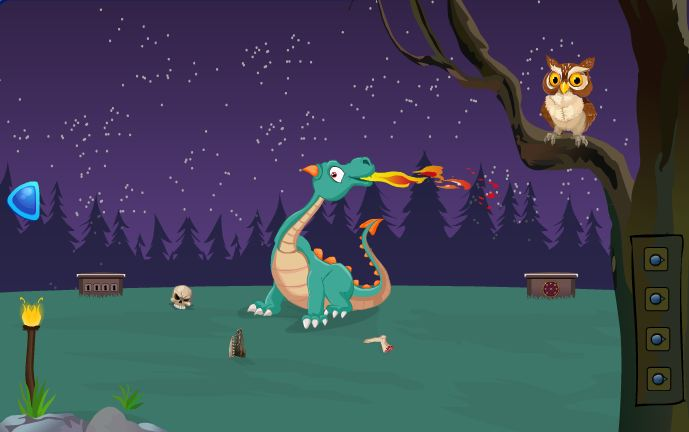 Baby Dinosaur Rescue Walkthrough