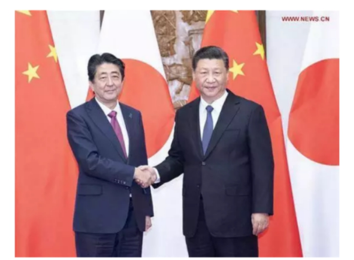 China and Japan pledge to promote economic cooperation