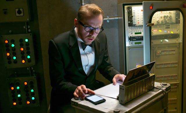 mission impossible 5 simon pegg